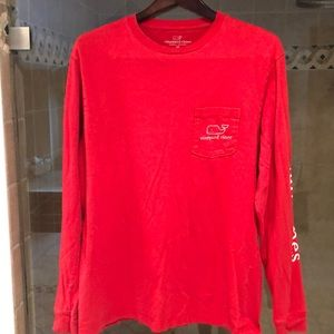 Men's vineyard vines long sleeve t